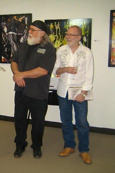 RW McBride and Richard Allen Wells