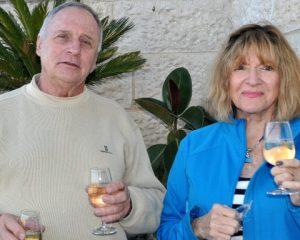 Ellen Palestrant and Maurice Kahn
