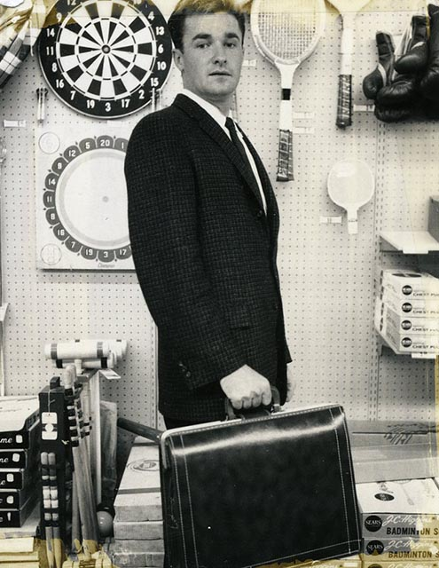 Eric at Sears