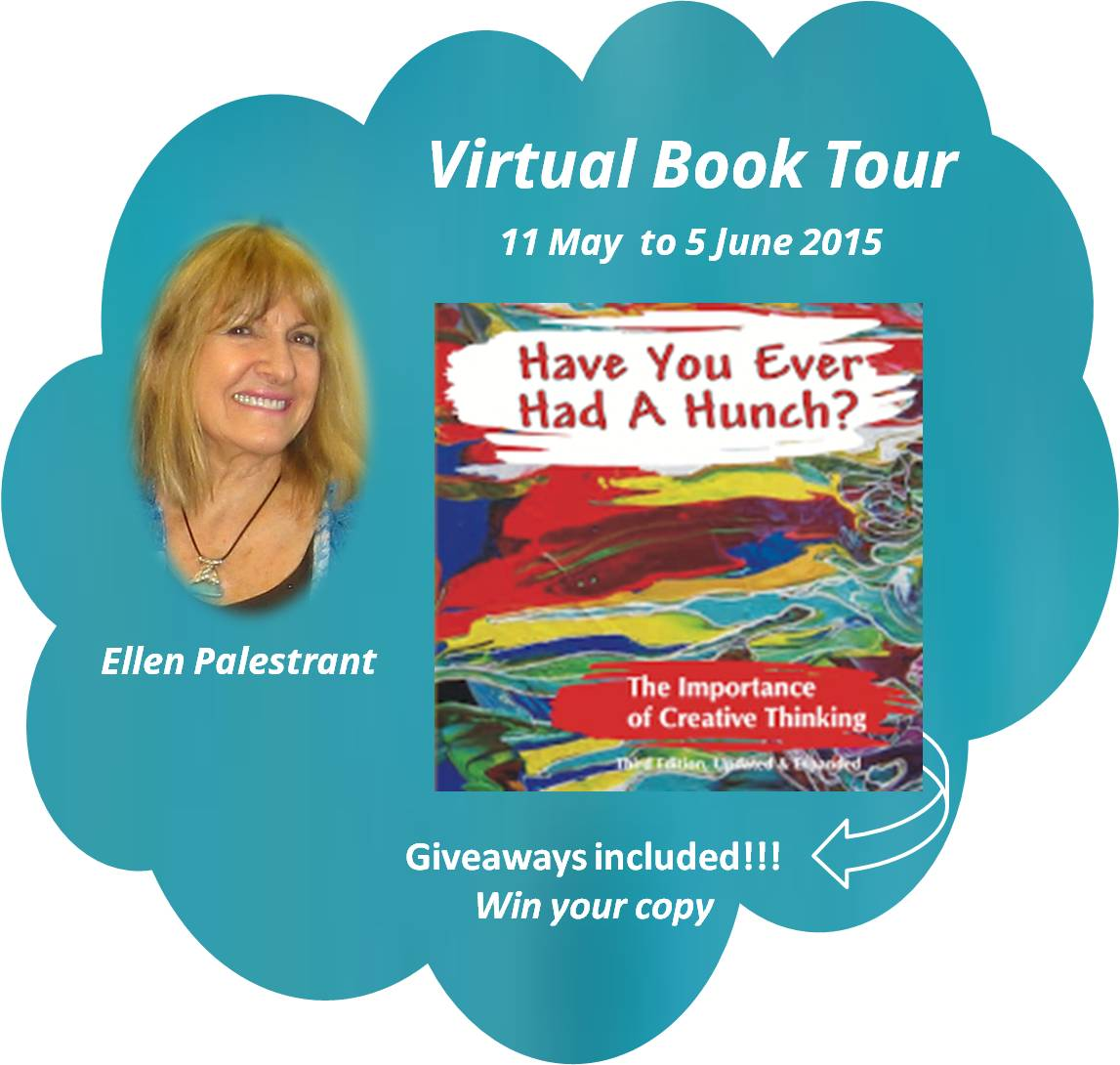 Ellen Palestrant Virtual Book Tour