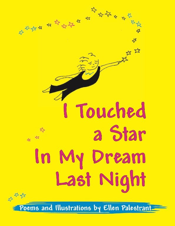 Book Cover: I Touched a Star In My Dream Last Night