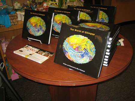 The World of Glimpse Book Signing