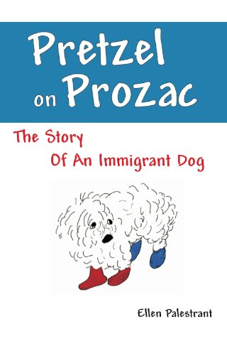 Pretzel On Prozac 2014 cover