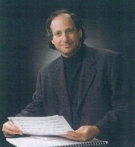 Composer Aaron A. Kaplan