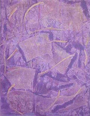 Sailing in the Purple Mist by Jill Glenn