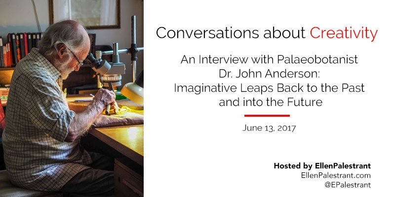 Conversations about Creativity: Dr. John Anderson