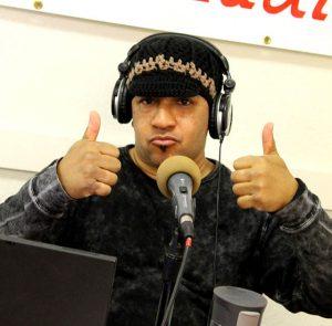 Oliver X on the radio