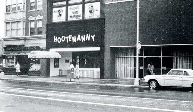 Hootenanny and Penguin Club in Atlantic City
