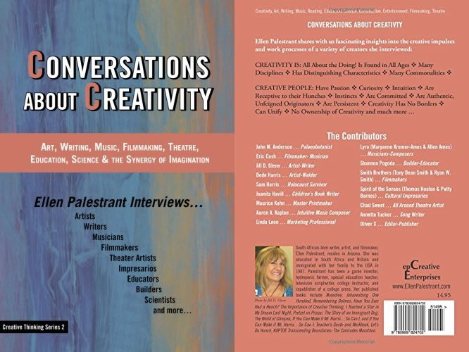 CONVERSATIONS ABOUT CREATIVITY: What Makes Creative People Tick?
