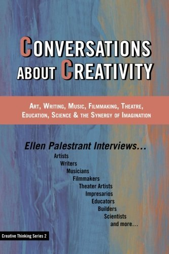 Book Cover: Conversations About Creativity