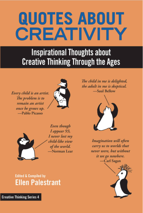 Book Cover: Quotes About Creativity