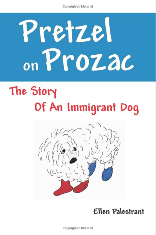 Book Cover: Pretzel on Prozac