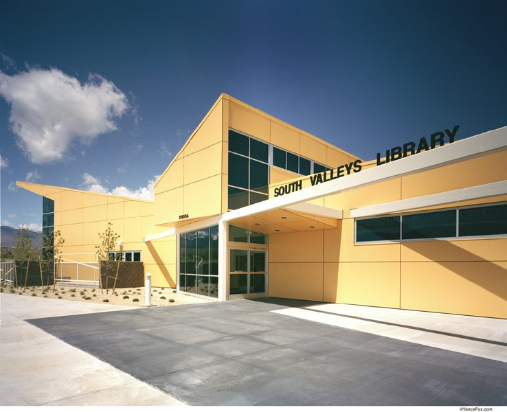 South Valleys Library - Reno, NV
