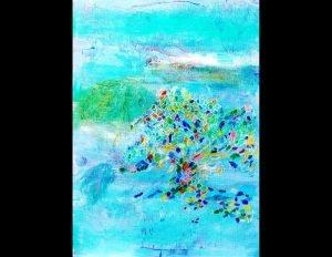 Painting: Beloved Sagacity Bush