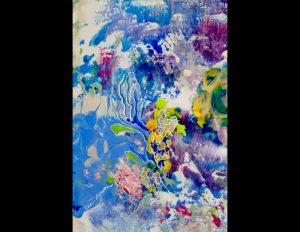 Painting: Beneath The Sea