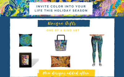 Inviting Color Into Your Life this Holiday Season