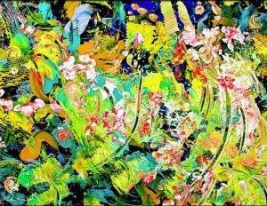 Painting: Summer Dance