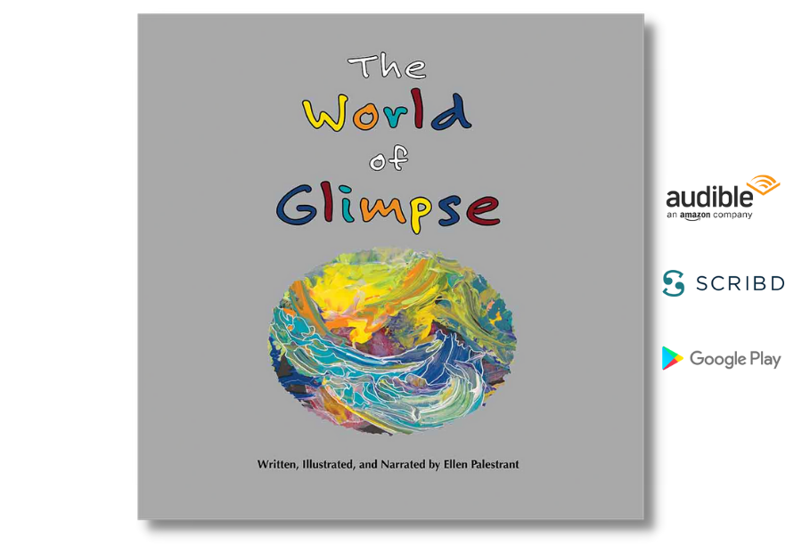 The World of Glimpse: Now an Audiobook!