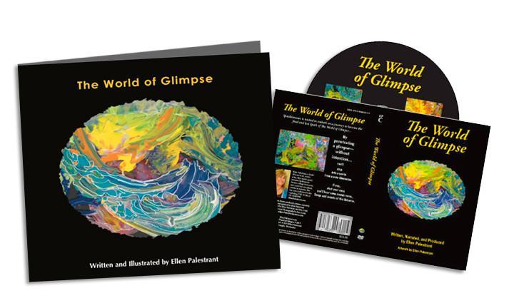 World of Glimpse Book & DVD